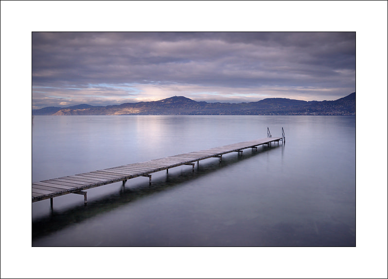 Photograph Empty Lake by Chris Bard on 500px