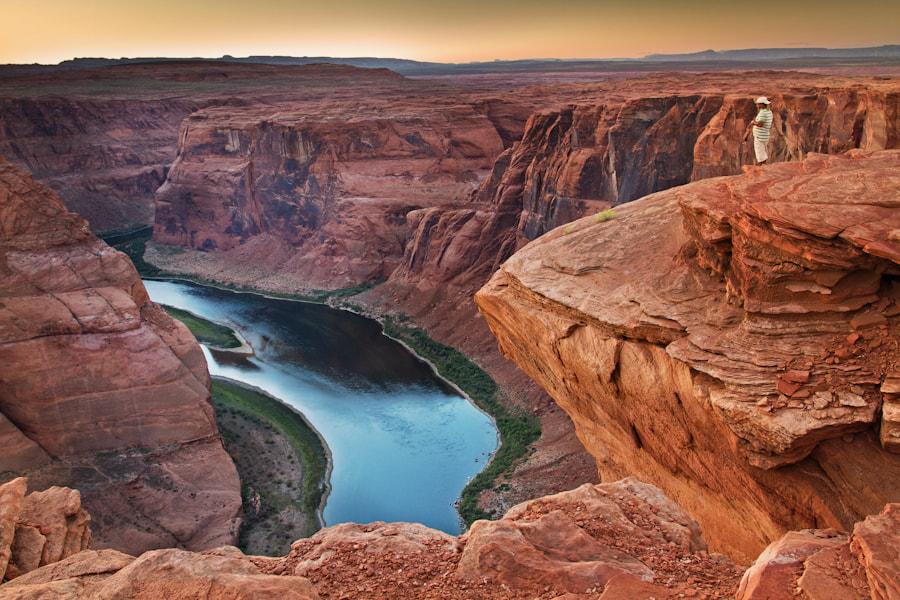 Grand Canyon Horse Shoe Pages Arizona