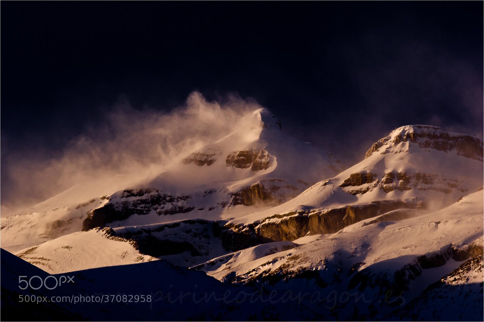 Photograph Collarada Sur. (Huesca) by Ferran Cartagena  on 500px