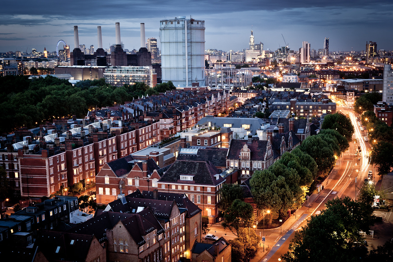 Photograph Battersea by Abraham Figueiredo on 500px