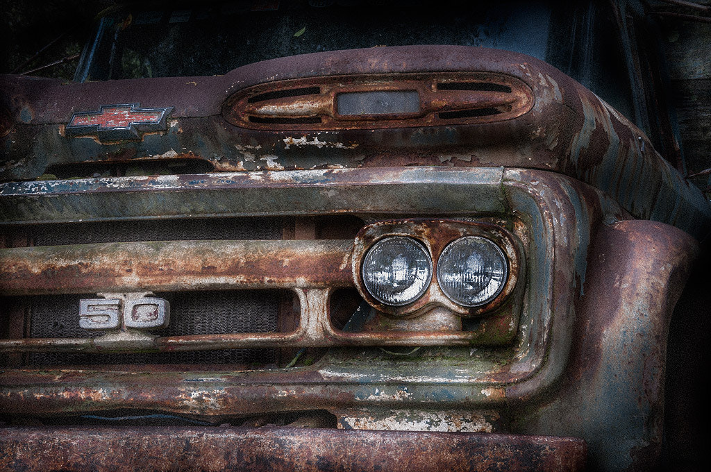 Photograph Chevrolet 50 by Gerardo Barrera on 500px
