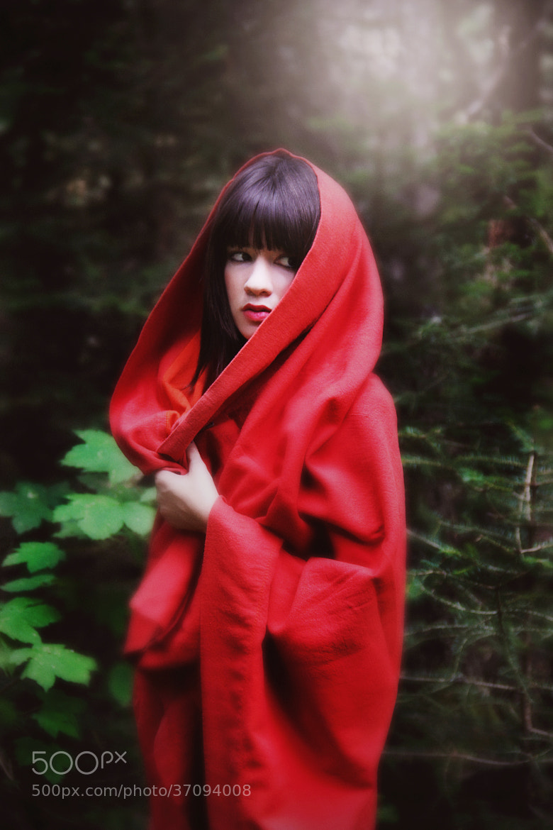 Photograph Liitle Red Riding Hood by Eva  on 500px