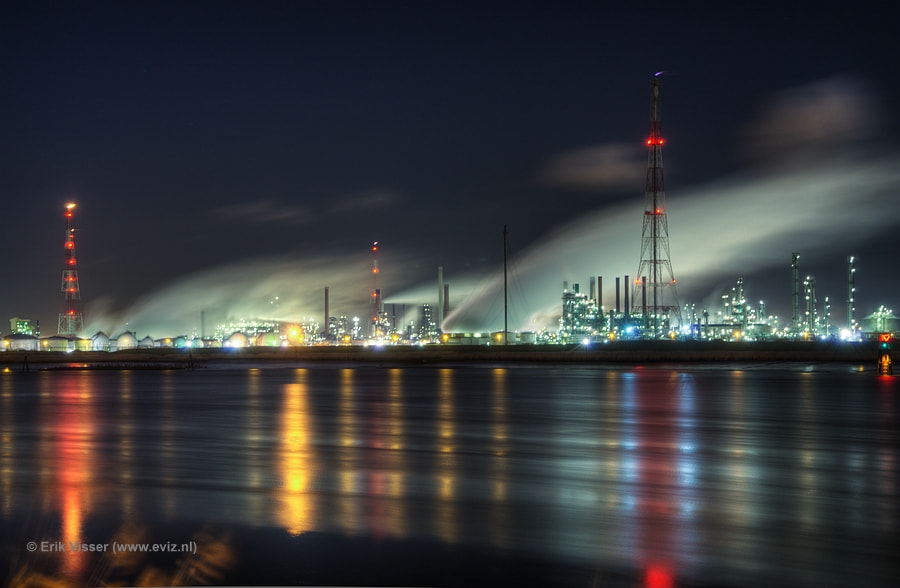 Photograph Antwerp Harbor by Erik Visser on 500px