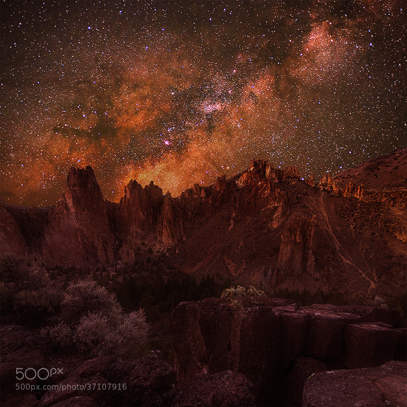 Photograph Stellar Canyon by Rick Lundh on 500px