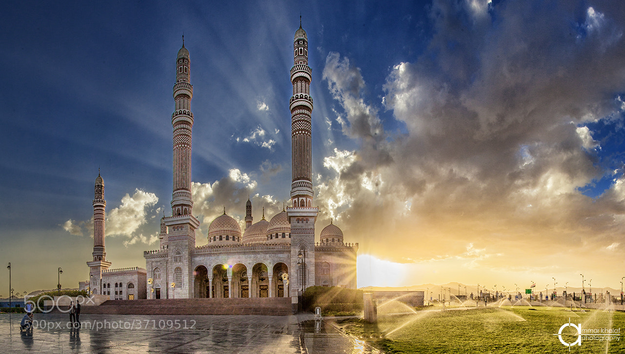 Photograph Before the prayers by Ammar Khalaf on 500px