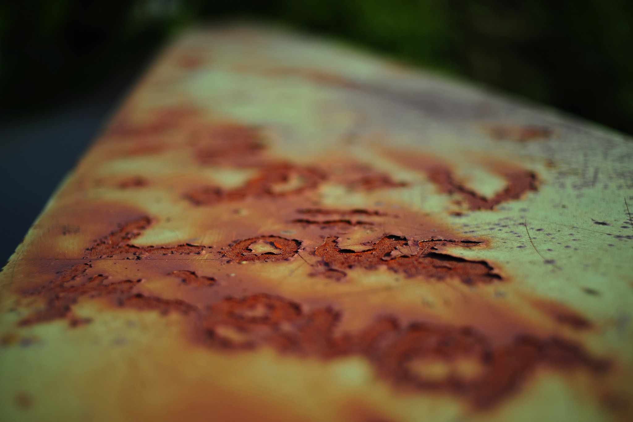 Photograph Rusting Love by Michael Hubrich on 500px