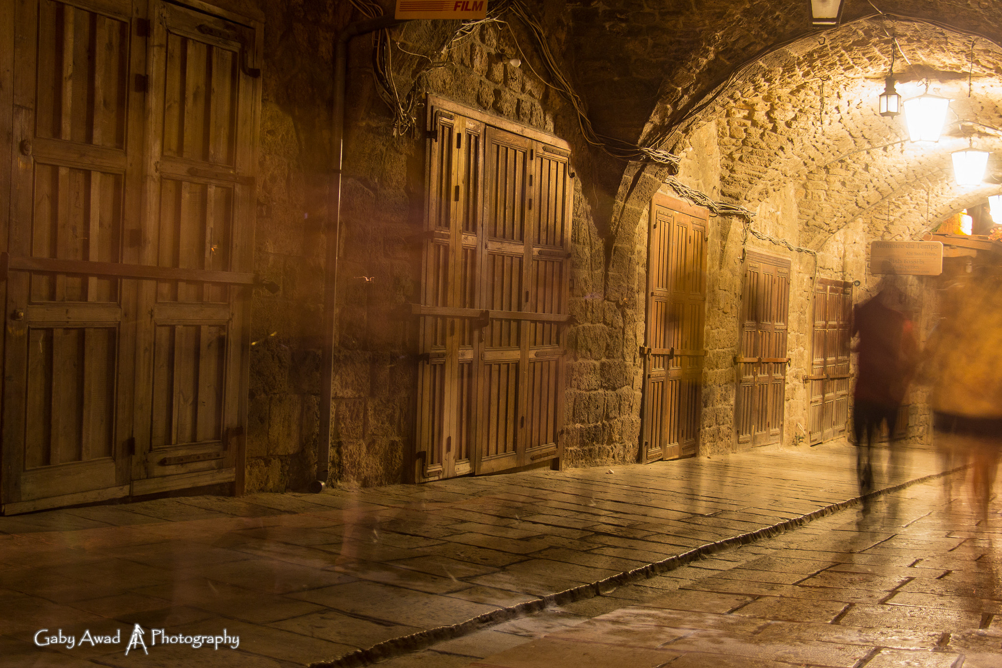 Photograph Phantoms of the Souks by Gaby Awad on 500px