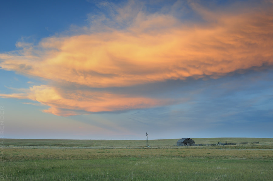 Photograph Peaceful Prairie by Joshua Warrender on 500px