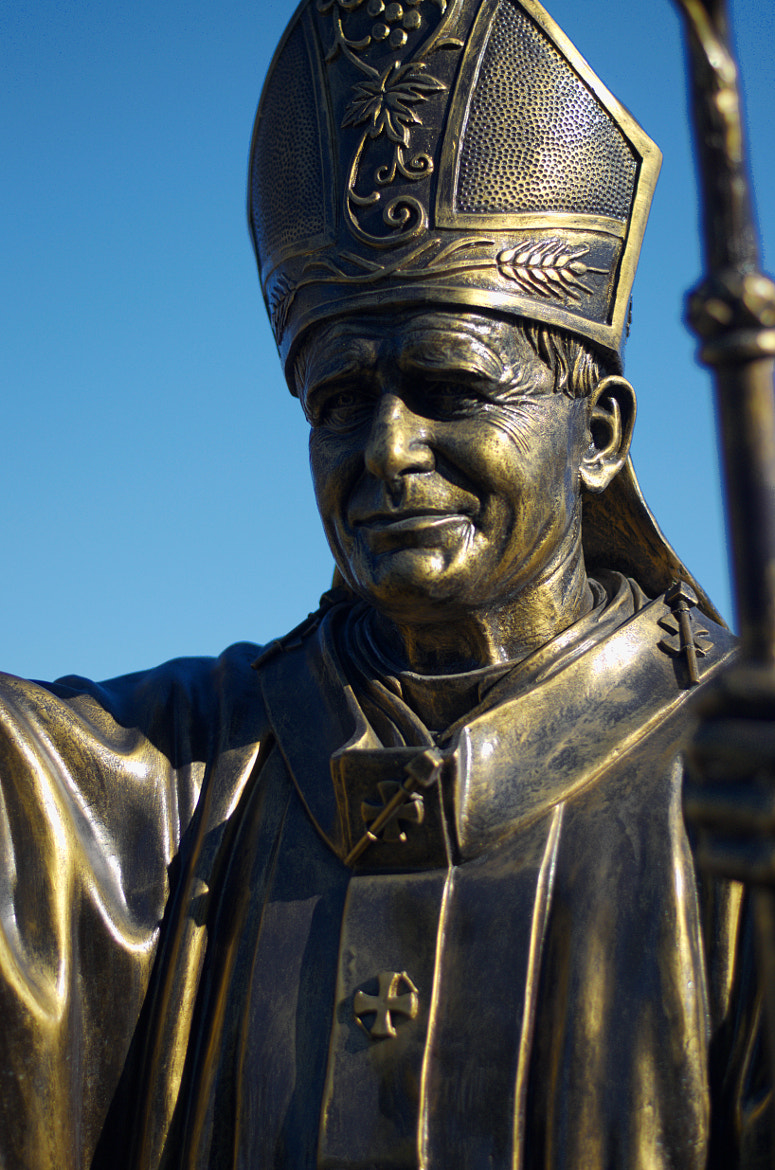 Photograph John Paul II by Francisco Peralta on 500px