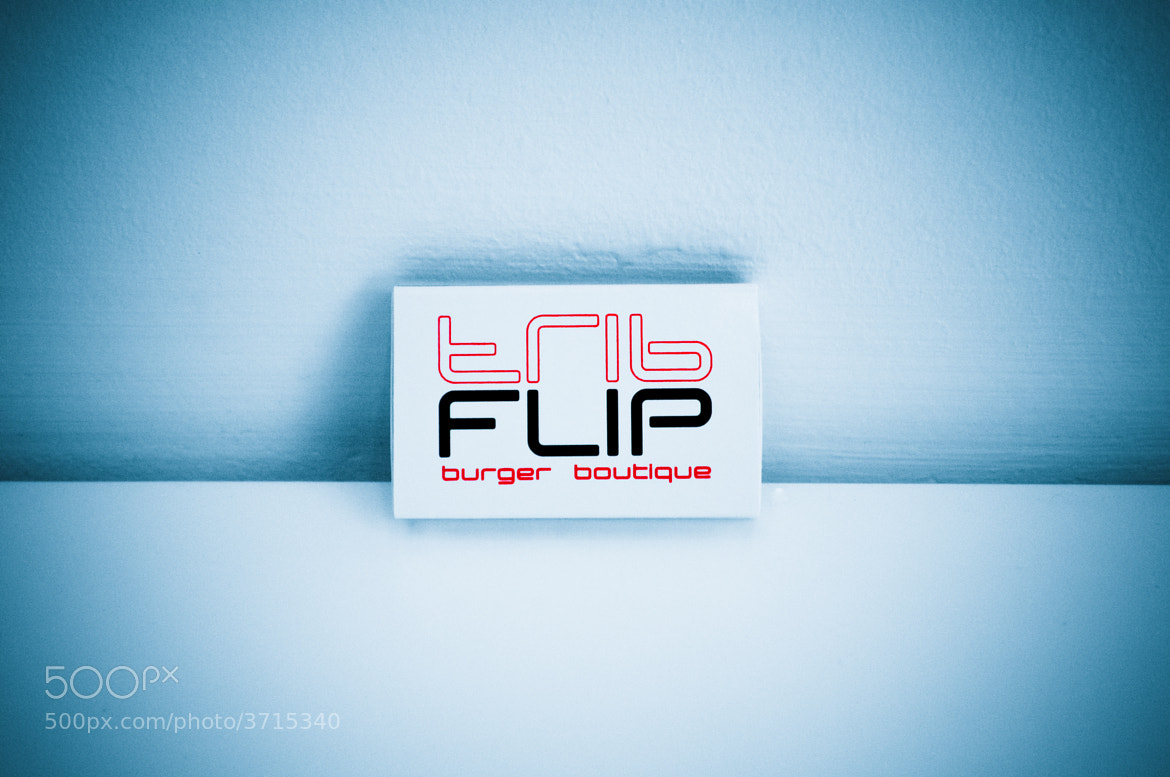 Photograph Flip Burger Boutique by Jonathan F Miller on 500px