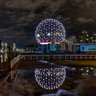 Постер, плакат: Science World Reflection