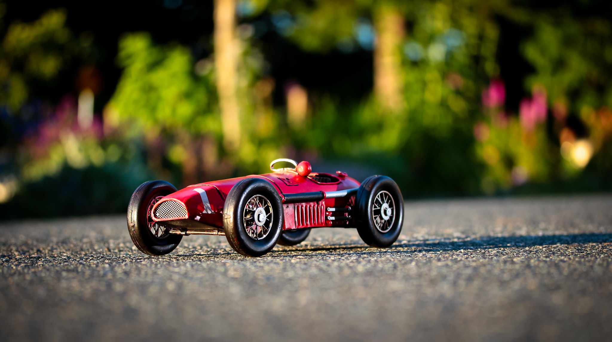 Photograph Little F1 Vintage by Mark Prince on 500px