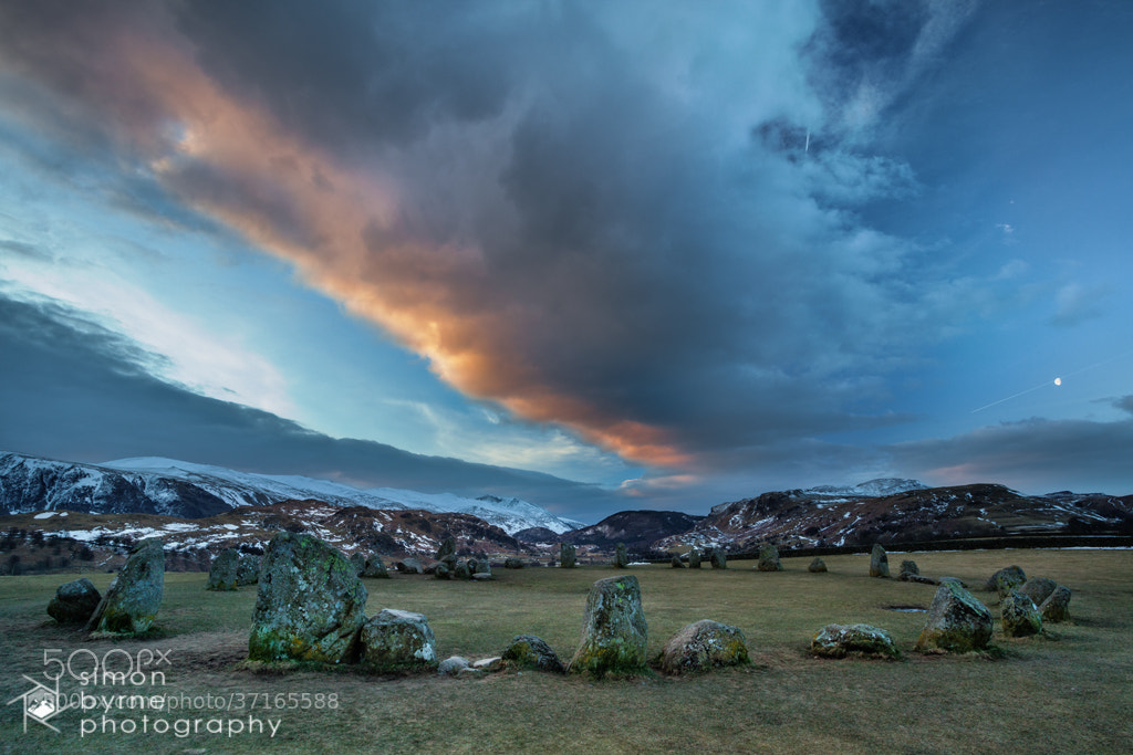 Photograph Castlerigg Stone Circle, Lake District by Simon Byrne on 500px