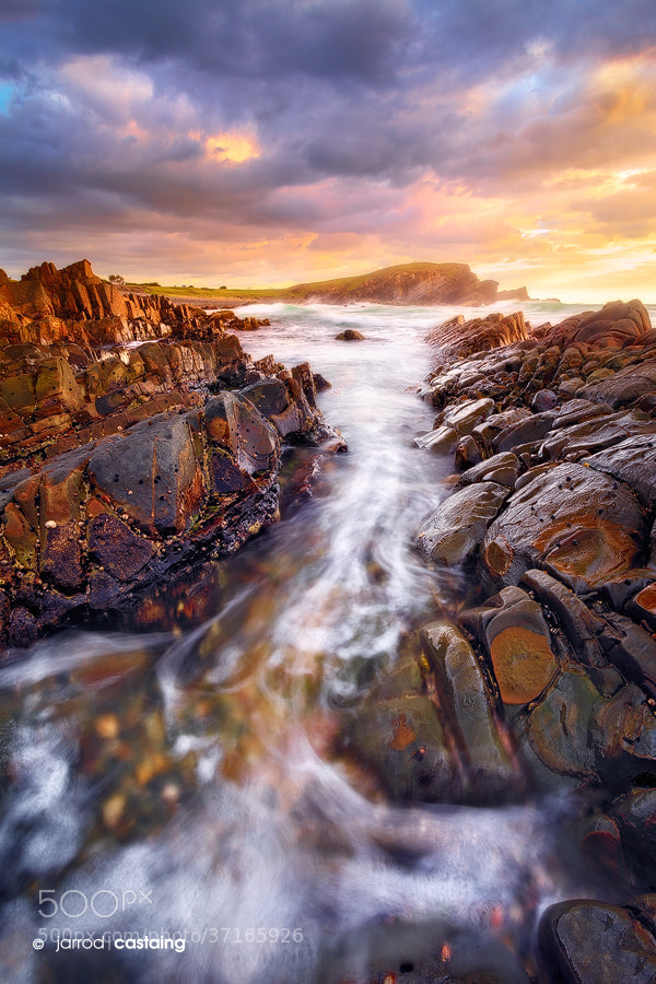Photograph Cresent Dawn by Jarrod Castaing on 500px