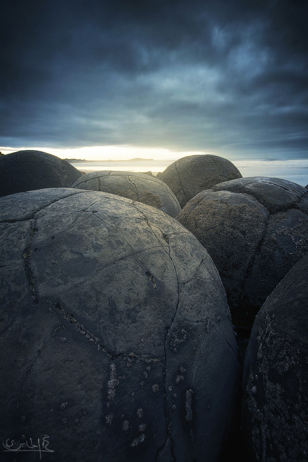 Photograph Light through the Rock by Mohamed Al Jaberi on 500px