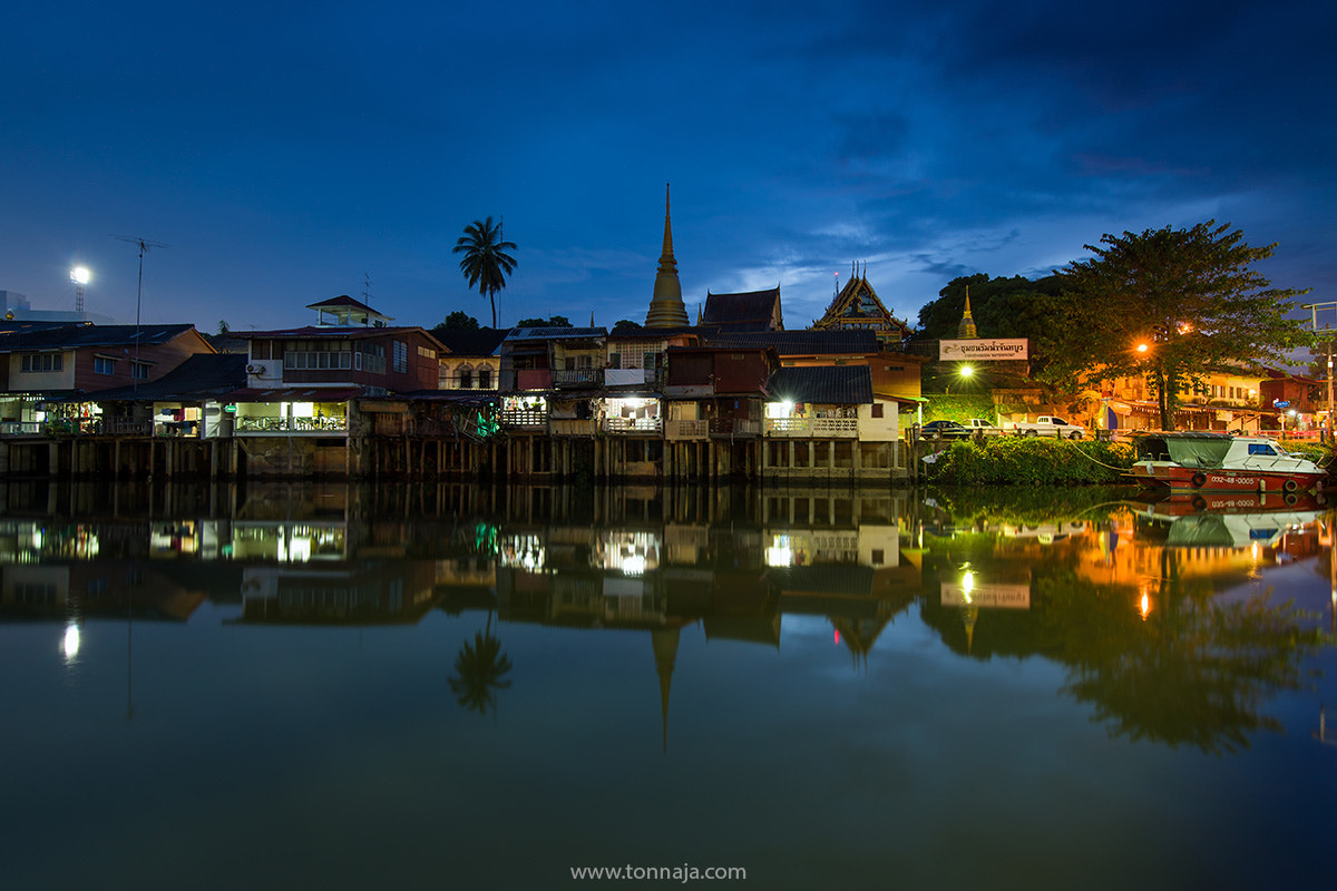 Photograph Chantaburi waterfront village by Tonnaja Anan Charoenkal on 500px