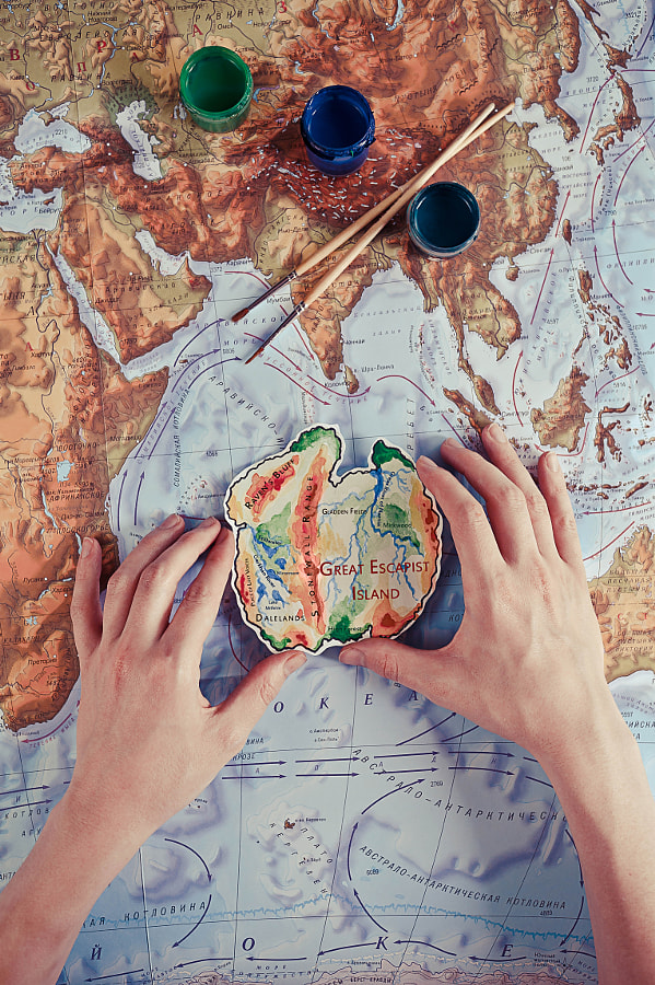 Great Escapist Island by Dina Belenko on 500px.com