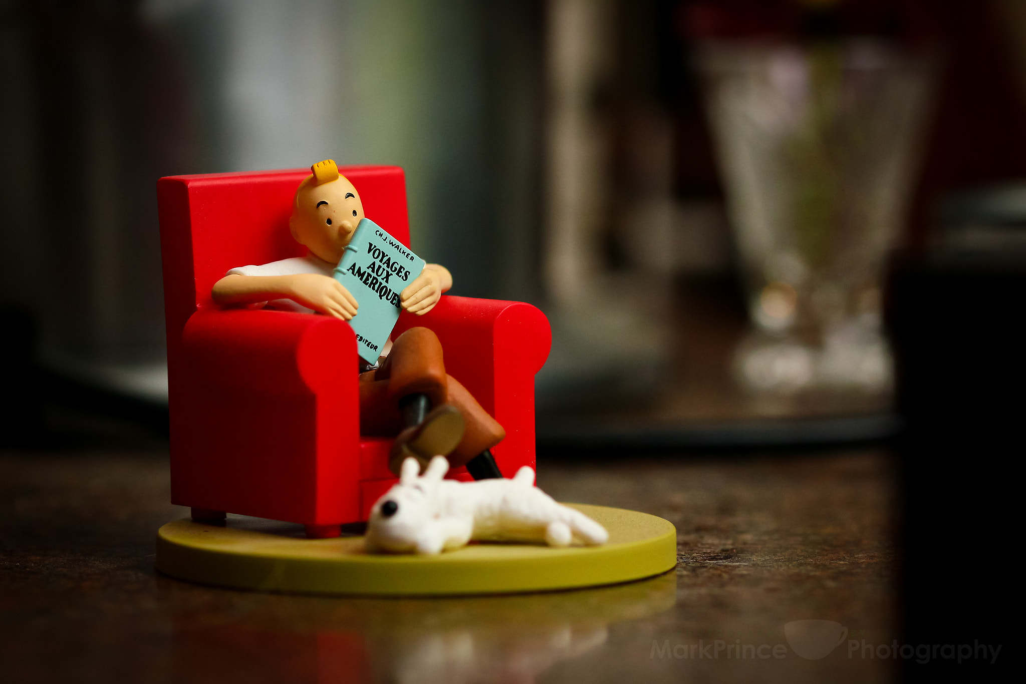 Photograph Tintin Knows to Chill by Mark Prince on 500px