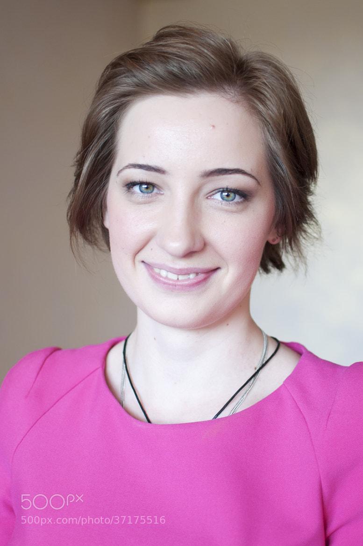 Photograph Heterochromia eyes  by Zhanna Semenova on 500px