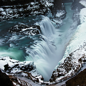 Frozen, flowing, falling by Trevor Cole (trevcole)) on 500px.com