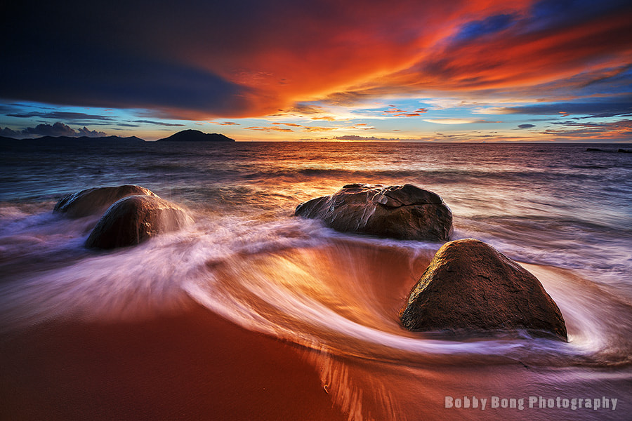 Photograph Ring of Fire by Bobby Bong on 500px