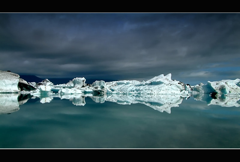 Photograph Icebergs  by Þorsteinn H Ingibergsson on 500px