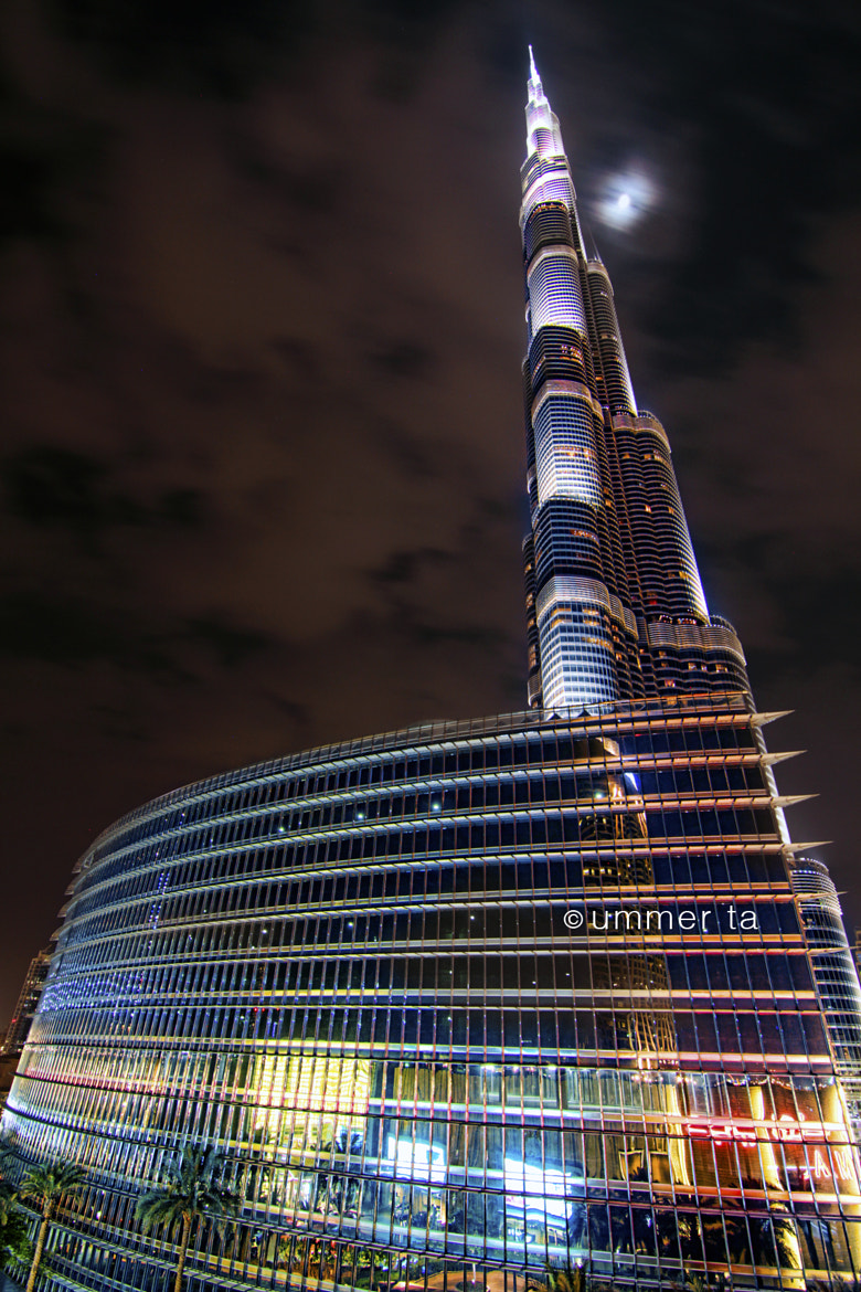 Photograph burj khalifa by Artist Ummer Ta  on 500px