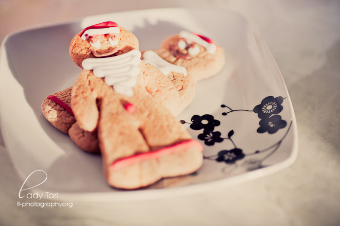 Photograph The Gingerbread Men by Lady Tori  on 500px