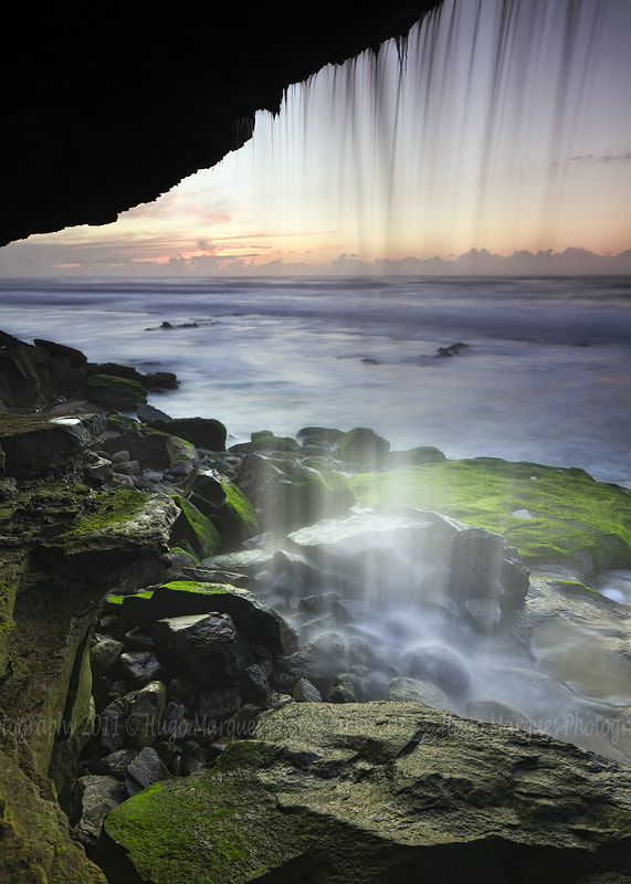 Photograph water courtin by Hugo Marques on 500px