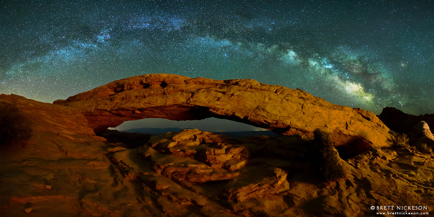 Photograph The Portal by Brett Nickeson on 500px