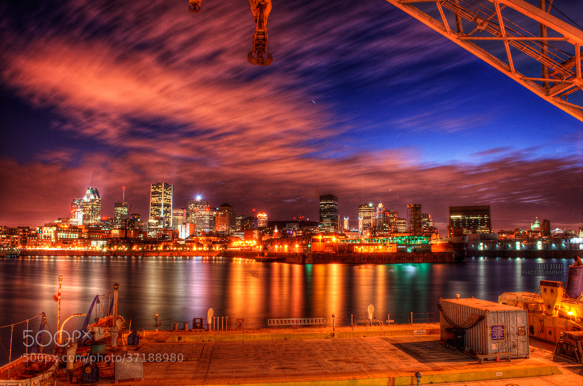 Photograph The Shining City by Alex Rykov on 500px