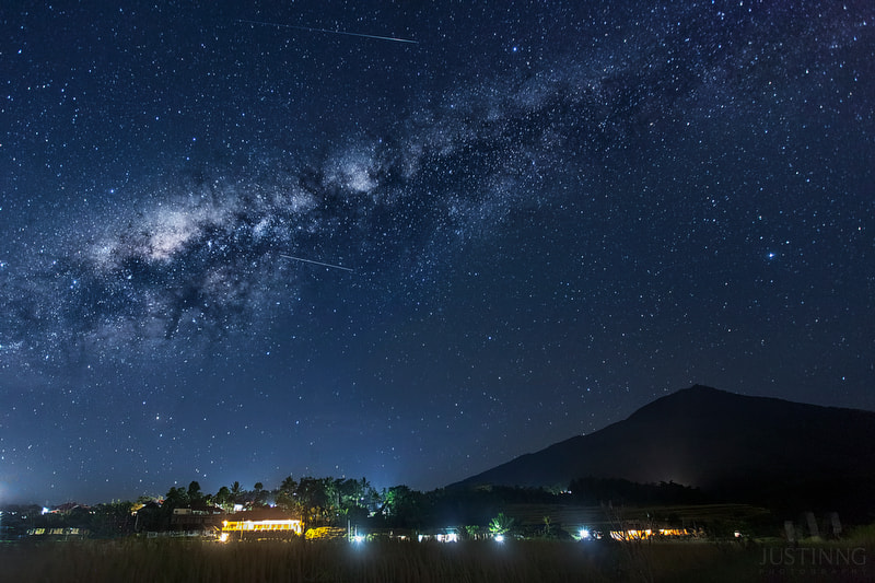 Photograph Milkyway in Bali by Justin Ng on 500px