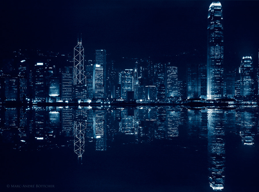 Photograph City 3000 by Marc-Andre Boettcher on 500px
