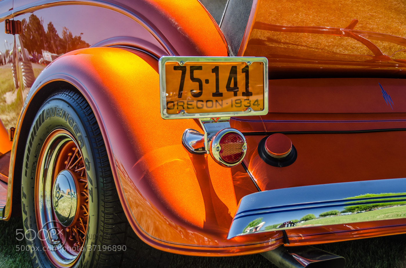 Photograph Left Rear  by Joe Hudspeth on 500px