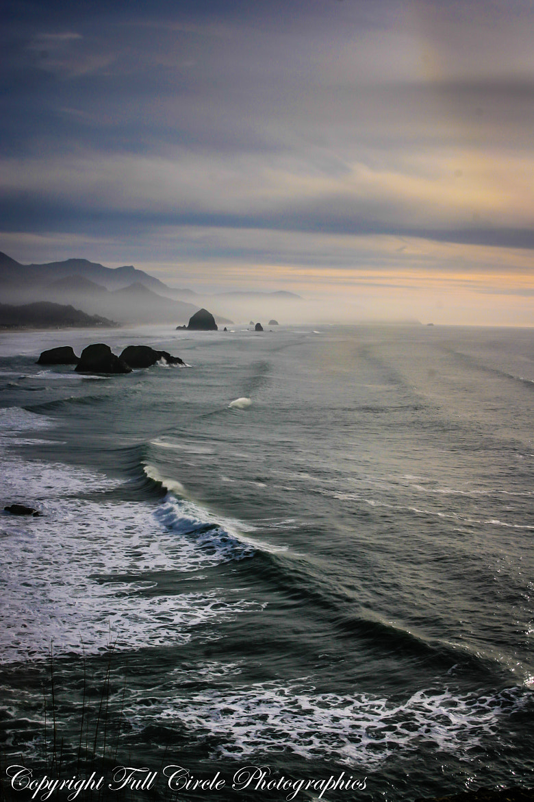 Photograph Overlooking A Lace-Edged Sea by Pandyce McCluer on 500px