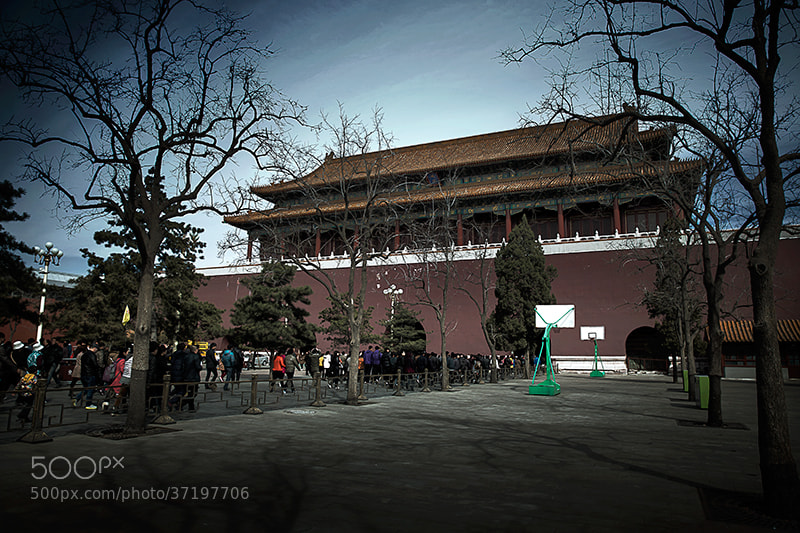 Photograph Forbidden City by jayspy on 500px