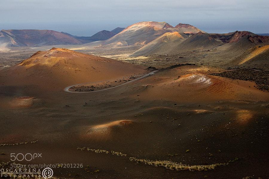 Photograph - Vulcano - by Oscar  Peña on 500px