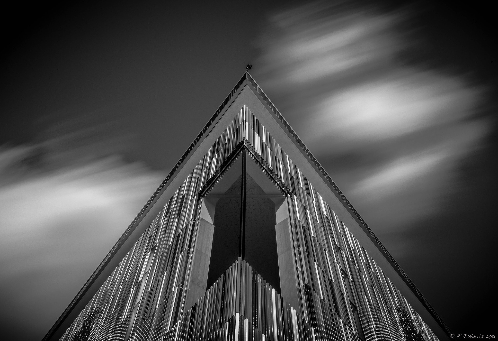 Photograph Modern Lines by Rob Harris on 500px