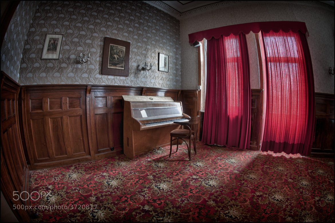 Photograph The Overlook Hotel by Stijn Brands  on 500px