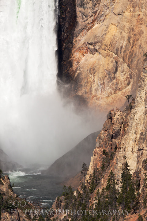 Photograph Tower of the Fall - Yellowstone by taylor baskin on 500px