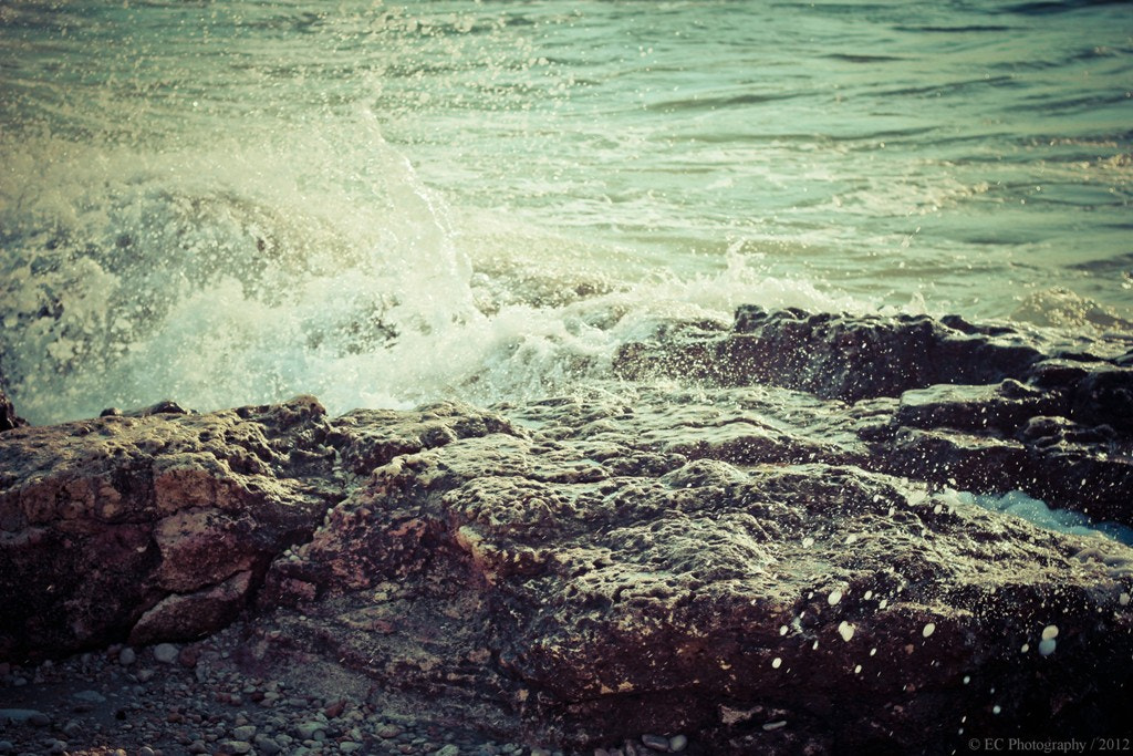 Photograph Sea waves  by Eugene  on 500px