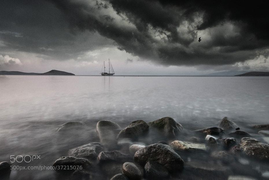 Photograph ghost ship by mustafa yagci on 500px