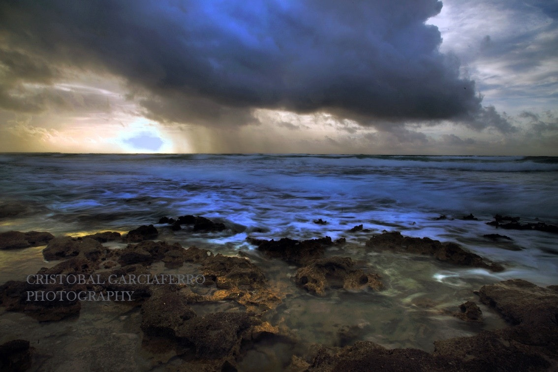 Photograph Sunrise and storm by Cristobal Garciaferro Rubio on 500px