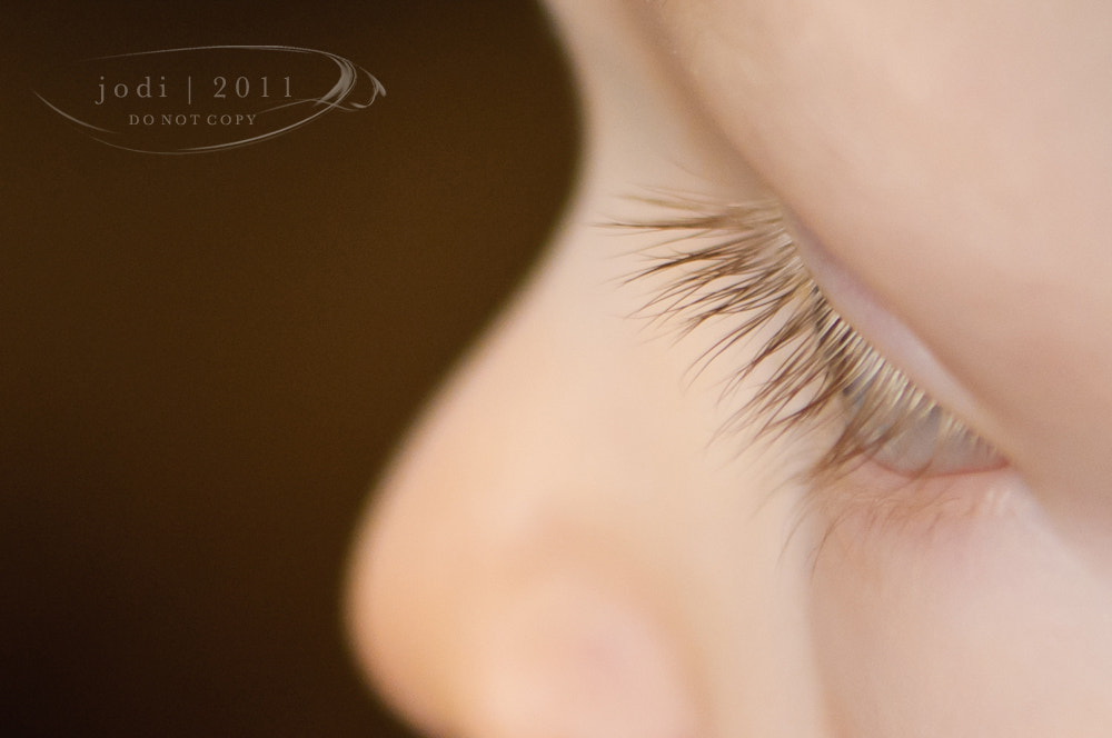 Photograph Lashes by Jodi M on 500px
