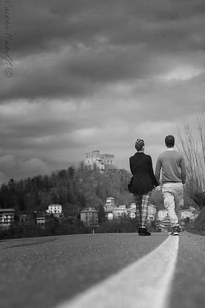 Photograph Hold my hand by Valerio Maruffi on 500px