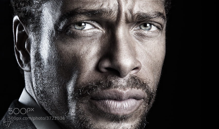 Gary Dourdan by Rebeca  Saray on 500px.com