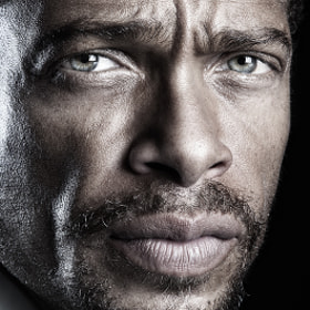 Gary Dourdan by Rebeca  Saray (rebecasaray)) on 500px.com