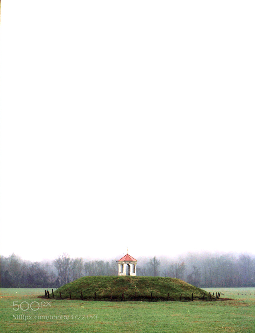 Photograph Indian Mound by Curtis  Baker on 500px