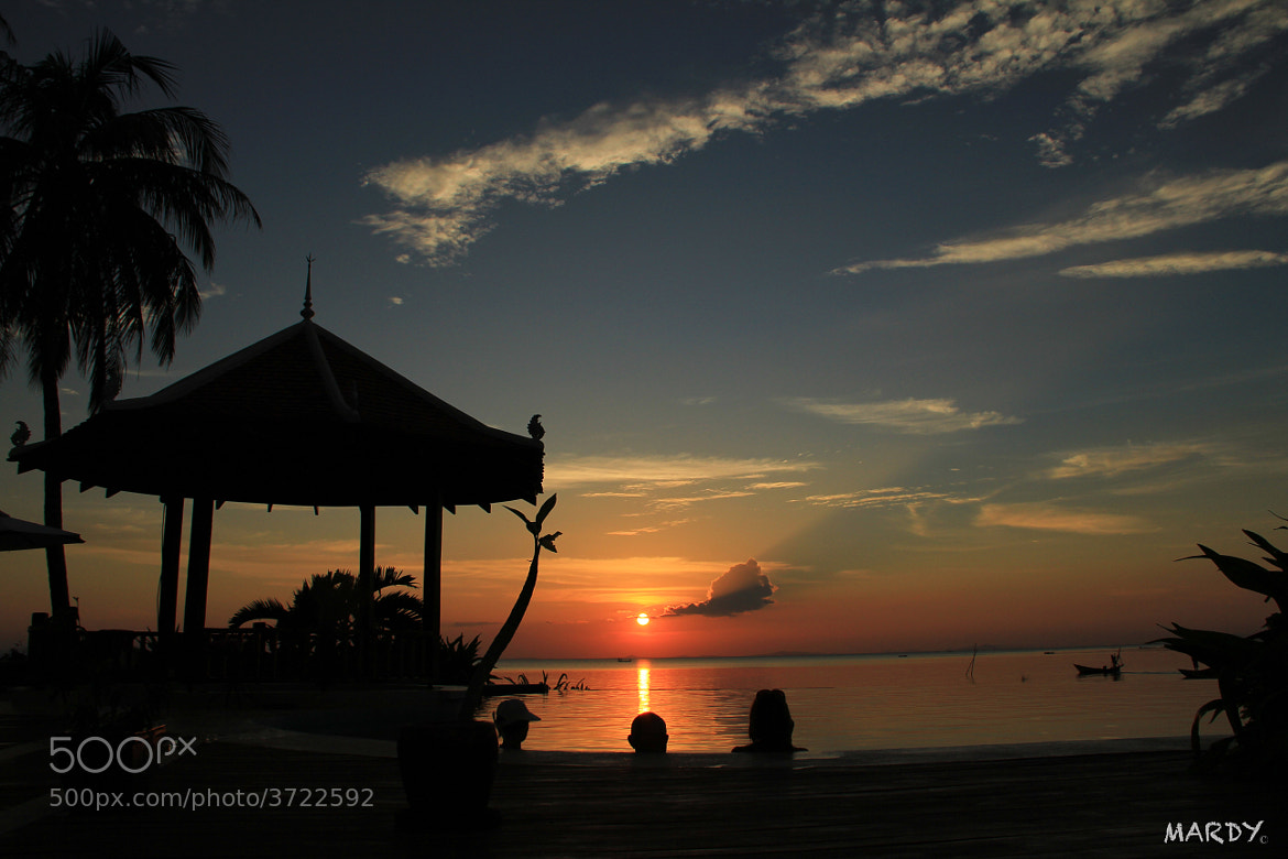 Photograph Sun Set by Mardy Suong Photography on 500px
