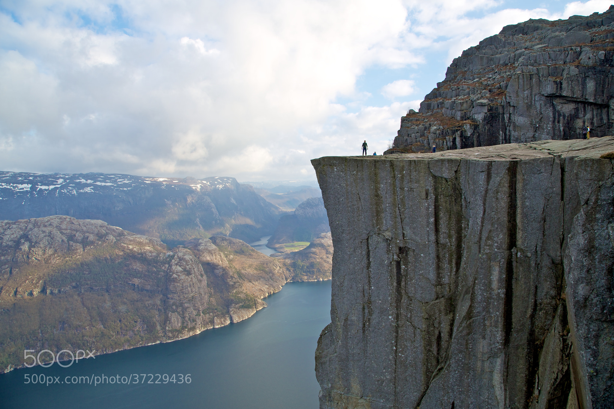 Photograph Preikestolen, Norway by Europe Trotter on 500px